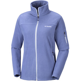 Columbia Fast Trek II Jacket Women Eve/Faded Sky
